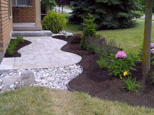 Garden Design: Garden Design with Front Entrance Landscaping ...